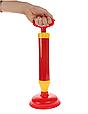 Вакуумный вантуз GLORIA с длинной ручкой, фото 2