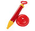 Вакуумный вантуз GLORIA с длинной ручкой, фото 4