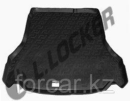 Коврик в багажник Daewoo Lanos (97-) (полимерный) L.Locker