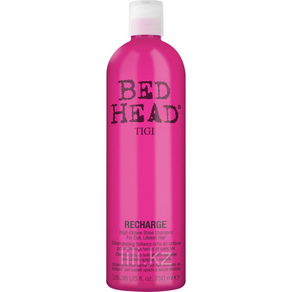 Шампунь-блеск TIGI Bed Head Superfuels Recharge Shampoo 750 мл.