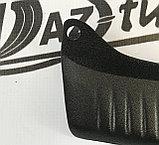 Накладка на задний бампер Гранта FL лифтбек, фото 3