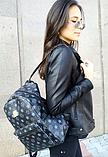 Женская рюкзак темно-синий, фото 2