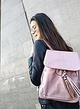 Женская рюкзак розовый, фото 2