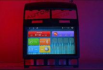 Штатное головное устройство Volkswagen Touareg T5 Android Mac Audio