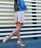 Женская джинсовая куртка с вышивкой, фото 3