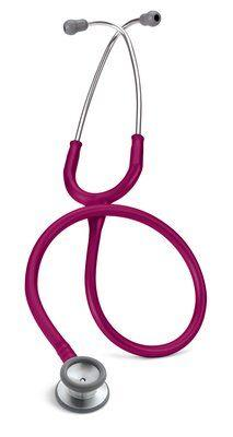 2122 Стетоскоп Littmann® Classic II Pediatric, трубка малинового цвета, 71 см