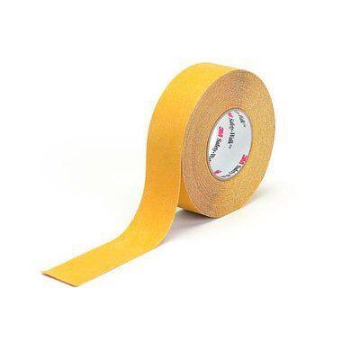 3M™ Safety-Walk™ Противоскользящая Лента средней зернистости General Purpose, желтая 25 х 18.2