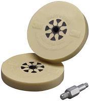 3M™ Круг для Удаления Клейких Лент 100 мм х 16 мм, шпиндель 6 мм, 5 шт/уп, №07498