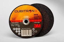 Cubitron® II Зачистной Круг Т27, 230 мм х 7,0 мм х 22 мм, № 65494