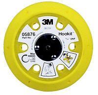 Оправки для абразивных дисков 3М™ Hookit™, 15 отверстий. ø150 мм, стандартная, 861А, резьба M8