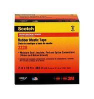 Scotch® 2228 Резиново-Мастичная Электроизоляционная Лента, рулон 50 мм х 3 м
