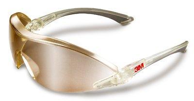 Очки 3M™ 2844, цвет линз зеркальный бежевый