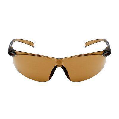 Очки защитные открытые 3M TORA, янтарная линза