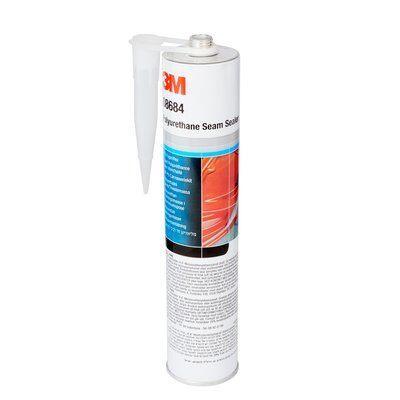 Полиуретановый герметик для швов. Белый, картридж, 310 мл