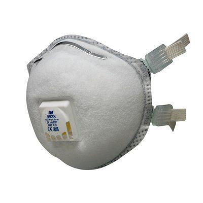 Противоаэрозольный респиратор 3M™ 9928 для защиты от сварочного дыма