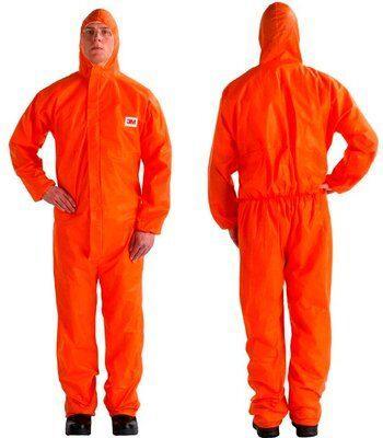 Защитный комбинезон 3M™, оранжевый, 4515-O-XL