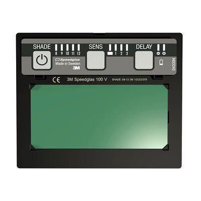Сварочный светофильтр 3M™ Speedglas™ 100V с регулируемым затемнением 8–12