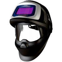 Сварочный щиток 3M™ Speedglas™ 9100 FX с боковыми окошками SideWindows, со светофильтром Speedglas 9100X, фото 1