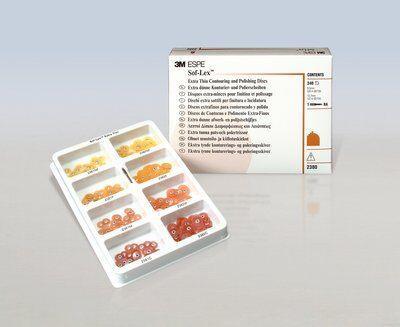 Сверхтонкие диски для шлифования и полирования Sof-Lex™ XT, ознакомительный набор