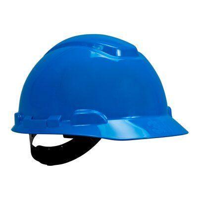 Каска защитная 3M™ H-701C-BB без вентиляции, цвет синий