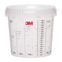 Стаканы для смешивания системы 3M™ PPS™ 2300 мл, фото 1