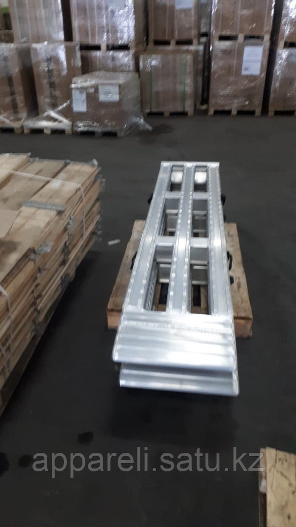 Аппарели для спецтехники 32 тонн