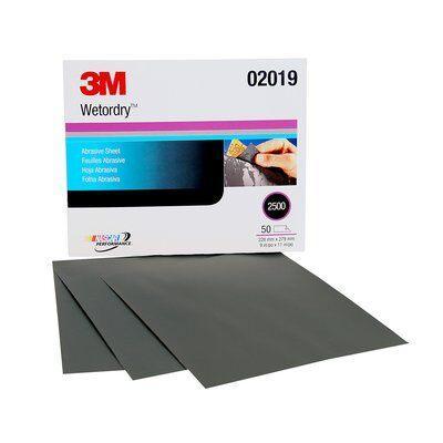 Сверхтонкая абразивная бумага 3M™ «Magic» 410Q Р1500
