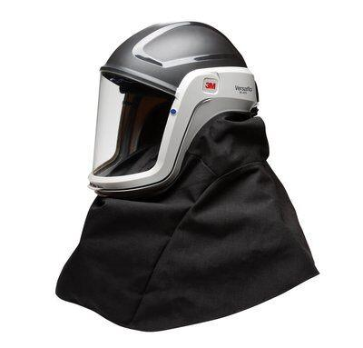 Шлем 3M™ Versaflo™ M-406 с прочной пелериной