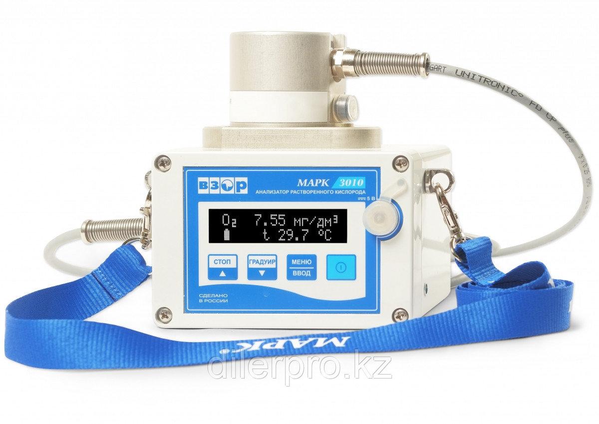 Анализатор растворенного кислорода МАРК-3010