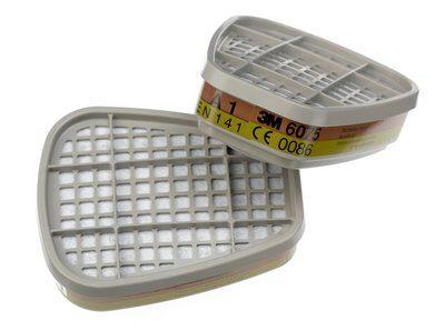 3M™ 6075 Комбинированный Фильтр от Газов и Паров