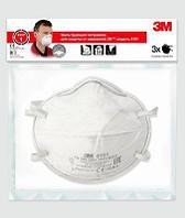 3M™ 8101 Противоаэрозольный респиратор, 480 Шт/Кор