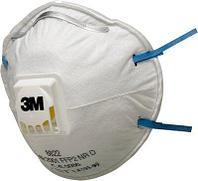 3M™ 8822 Респиратор, степень защиты FFP2
