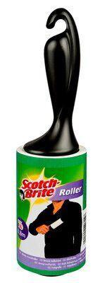Scotch-Brite ™ удобный и эффективный валик для удаления пыли и ворса