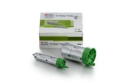 Винилполисилоксановый оттискной материал высокой вязкости Express™ XT Penta™ Putty
