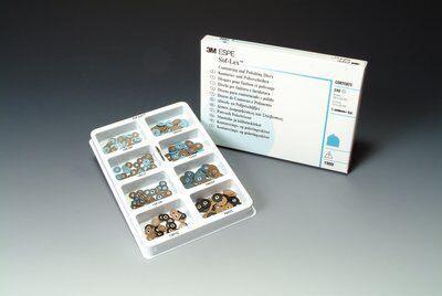 Диски для шлифования и полирования Sof-Lex™, ознакомительный набор