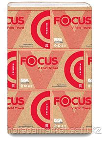 Бумаж.полотенце Focus Premium V-укладка L205 2-сл. 15x200лис