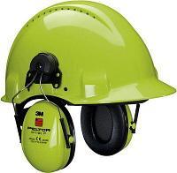 Наушники 3M™ PELTOR™ Optime™ I, 26 дБ, повышенной видимости, с креплением на каску, H510P3E-469-GB
