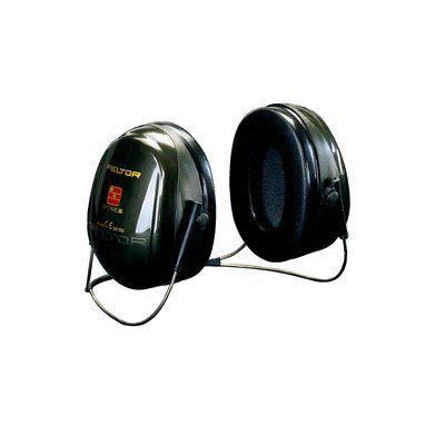 Наушники 3M™ PELTOR™ Optime™ II, 31 дБ, зеленые, с затылочным оголовьем, H520B-408-GQ