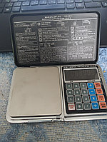 Весы ювелирные-калькулятор, фото 1