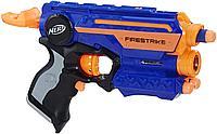 Бластер Nerf Elite Firestrike Нерф с лазерным прицелом, фото 1