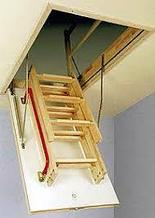 Чердачная лестница 60х120х280 FAKRO LWS SMART тел.WhatsApp: +7 701 100 08 59