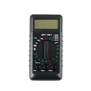 Мультиметр DT181