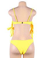 Купальник с завязками Rhinestone Yellow (S, M, L, XL), фото 10
