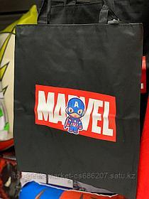 "Шоппер ""MARVEL: Капитан Америка"" (черный)"