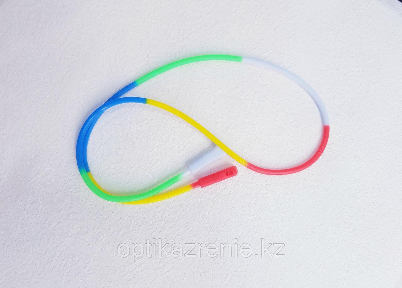 Шнурок для очков силиконовый