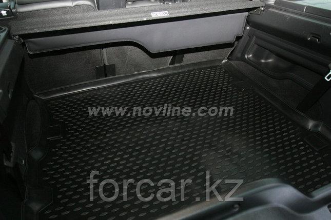 Коврик в багажник Land Rover Discovery 4 (2010-2015) длинный (5 мест), фото 2