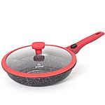 Сковорода с крышкой granhel Luxuriuos Series 28x6,0 см 2,8 л, фото 2