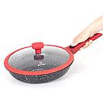 Сковорода с крышкой granhel Luxuriuos Series 28x6,0 см 2,8 л, фото 4
