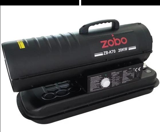 Дизельная тепловая пушка ZOBO ZB-K70