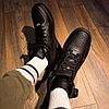 Кроссовки Nike Air Force 1 Mid '07 Black 315123-001 размер: 44,5